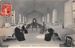 14 .n° 108214 .  Caen . Hopital Civil .femmes Medecines . - Caen