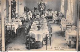 33 .n°  107098 . Arcachon .hotel Tivoli .pension De Famille .salle A Manger . - Arcachon