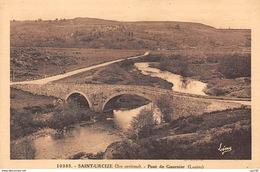 15 .n° 108262 . Saint Urcize . Le Pont De Gournier . - Francia