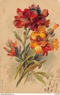 Illustrateur - N°63051- C. Klein - Bouquet De Fleurs - Carte Gaufrée - Klein, Catharina