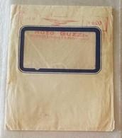 EMA, Busta Moto Guzzi Mandello Del Lario (CO) - 22/06/1947 - Affrancature Meccaniche Rosse (EMA)