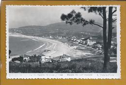 Tarjeta Postal Enviada Desde Vigo, Panjón, Playa De América, 1954. Foto Roisin. Postcard Shipped From Vigo, Panjón, Amer - Orense