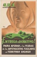 Espagne CP Guerre Civile Espagnole Guerra Civil - Spanje
