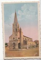 CPA -France 82 - Saint Nicolas De La Grave - L'Eglise :  Achat Immédiat - ( Cd030 ) - Saint Nicolas De La Grave
