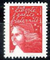 MARIANNE DU 14 JUILLET N°  3417 SANS  PHOSPHORE  NEUF ** - 1997-04 Marianne Du 14 Juillet