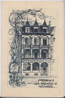 CORPSHAUS DER MAKARIA ZU MÜNCHEN 1926 - Muenchen