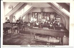 PLOERMEL - Institution Sacré Coeur - Salle De Dessin - Les Filles (Combier éditeur) - Ploërmel