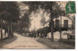 Orvilliers-Route De Houdan - Autres Communes