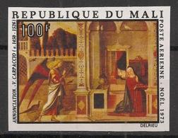 Mali - 1973 - PA N°Yv. 204 - Noel - Non Dentelé / Imperf. - Neuf Luxe ** / MNH / Postfrisch - Mali (1959-...)