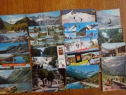 Hautes Pyrénées Lot De 19 Cartes Postales Cauterets, Gavarnie, Lourdes, Capvern Les Bains, Lac D'Angluss - Cartes Postales