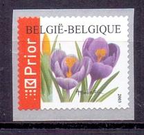 Belgie - 2003 - OBP - **  Rolzegel 107   - Crocus -  Bloemen -  Andre Buzin - Coil Stamps