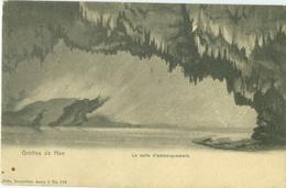 Grottes De Han 1906; La Salle D'embarquement - Voyagé. (Nels - Bruxelles) - Rochefort