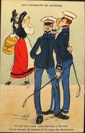 CPA. - Les Incidents De Saverne - Signé ORENS 1913 - TBE - Orens