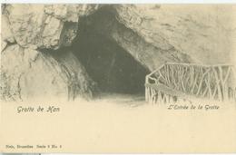 Grotte De Han; L'Entrée De La Grotte - Non Voyagé. (Nels - Bruxelles) - Rochefort