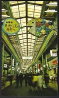 CP Japon,Kobe, Motomachi Street,the Best Place For Shopping. Non Circulé - Magasins
