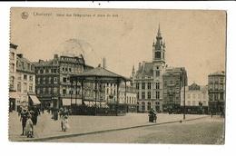 CPA-Carte Postale-Belgique Charleroi-Hôtel Des Télégraphes Et Place Du Sud -VM13514 - Charleroi