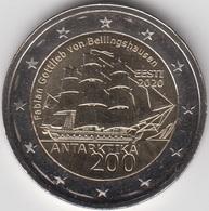 MONEDA 2€ ESTONIA 2020 ANTARTIDA - Estonia