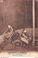 Artiste - N°63964 - Cirque - Les Prodigieux Acrobates Walson'n Et Antonio, Dans Les Croissements De La Mort - Moto - Zirkus