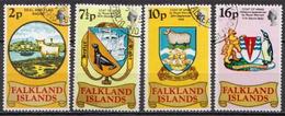 Falkland Used Set - Stamps
