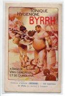 PUBLICITE BYRRH Concours D'Affiches 5 Em Prix J .CHAMSON   A Base De Vins Genereux Et Quinquina     D03 2020 - Pubblicitari