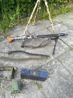 Lot MG 42 - Armas De Colección