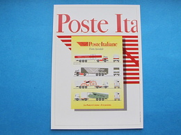 POSTE ITALIANE, FLOTTA AZIENDALE NV - Pubblicitari