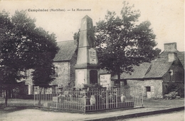 56 - Campénéac (Morbihan) - Le Monument - Otros Municipios
