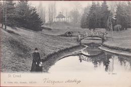 Sint-Truiden Le Parc Het Park Geanimeerd St. St-Trond Limburg 1906 (In Zeer Goede Staat) - Sint-Truiden