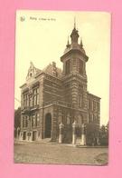 C.P. Nimy =  Hôtel  De Ville - Mons