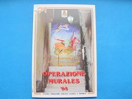 PROMOZIONE TURISTICA COSENZA, DIAMANTE 1995 OPERAZIONE MURALES NV - Pubblicitari