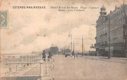 Ostende - Mariakerke - Hôtel Royal Des Bains - 1911 - Heist