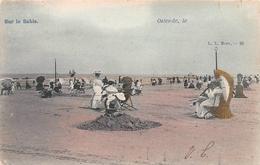 Ostende - Sur Le Sable 1905 - Heist