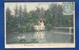 BAR-sur-AUBE   L'Aube Près Du Pont Marchal               écrite En 1906 - Bar-sur-Aube