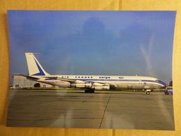 AIR FRANCE  CARGO  B 707   F BYCO      / Collection Vilain N°748 - 1946-....: Era Moderna