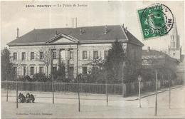 4083 56 PONTIVY ,, Le Palais De Justice - Pontivy