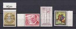 Berlin - 1956 - Michel Nr. 155/159 - Postfrisch - 24 Euro - Neufs