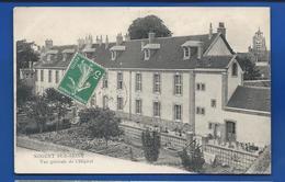 NOGENT-sur-SEINE    Hôpital      écrite En 1906 - Nogent-sur-Seine