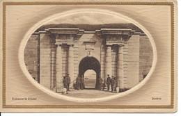 1917 - Entrance To Citadel, Quebec, Valentine & Son's, (18.611) - Québec - La Citadelle