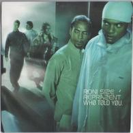 CD 1 TITRE COLLECTOR RONI SIZE REPRAZENT WHO TOLD YOU TRèS BON ETAT & RARE - Dance, Techno & House