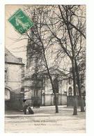 35 - SAINT MALO - La Cathédrale  - 1137 - Saint Malo
