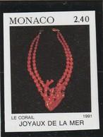 Monaco Non Dentelé Sans Charniére ** N° 1774 Et 1775 - Monaco