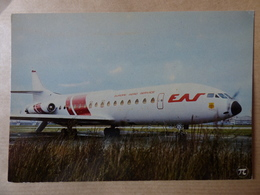 EAS / EUROPE AERO SERVICE   CARAVELLE  6N    Edition PI N° 334 - 1946-....: Era Moderna