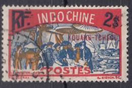 Kouang-Tcheou 1927 Yvert#96 Used - Kouang-Tchéou (1906-1945)