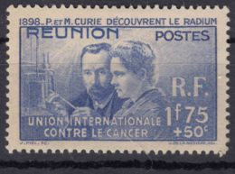 Reunion 1938 Yvert#155 Mint Hinged - Neufs