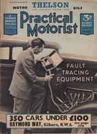 Practical Motorist Magazine July 30 1938 Alexandre Darracq. Free UK P+p! - Transportation