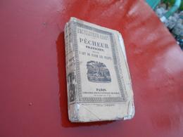 Rare Livre Sur   Pecheur  Praticien  L'art De Faire Des Filets   Manuels  Roret  Edition De 1853 - Chasse/Pêche