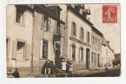 CARTE PHOTO - LANDIVISIAU - HOTEL CHARLES - RUE SAINT GUENAL - 1910 - 29 - Landivisiau