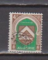 ALGERIE        N°  YVERT  :   PREOBLITERE  18     NEUF AVEC  CHARNIERES      ( Ch 2/54 ) - Autres