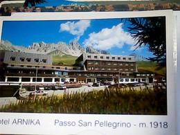 MOENA HOTEL ARNIKA PASSO S PELLEGRINO STAMP - 100 ASS NAZIONALE ALPINI B ISOLATO 2019  VB2020 HL5275 - Trento