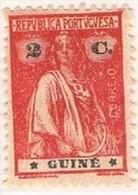 Guiné, 1921/2, # 147 Dent. 12x11 1/2, (I-IV), MHNG - Portugiesisch-Guinea